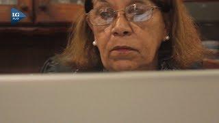 Nélida Quiroga, la forista de los 100.000 comentarios en LA GACETA
