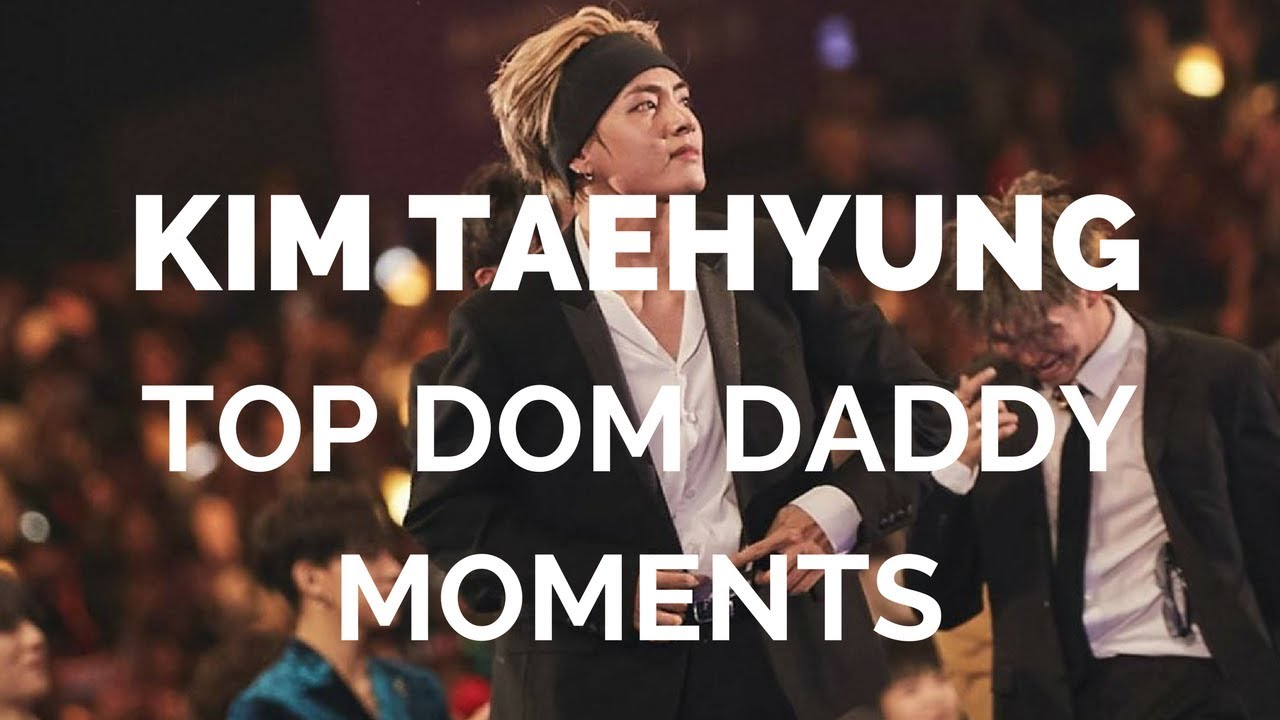 BTS V is a whole dom daddy and lowkey sadistic  VKOOK, VMIN, TAEJIN, VHOPE 