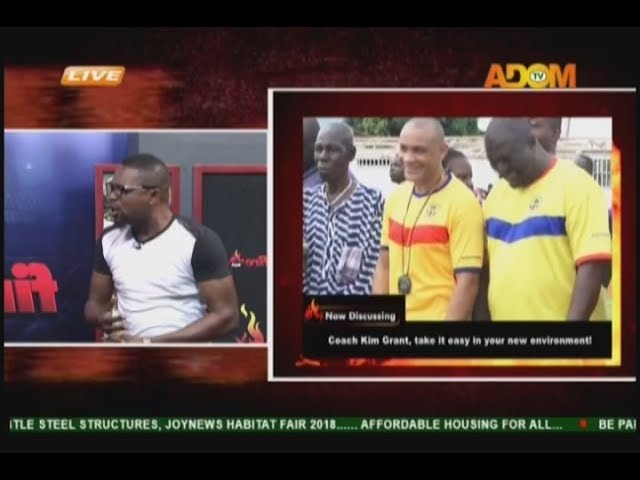 Commentary Position - Fire 4 fire on Adom TV (4-12-18)