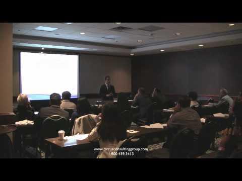 Cirrus Dental Office Leasing Seminar Preview