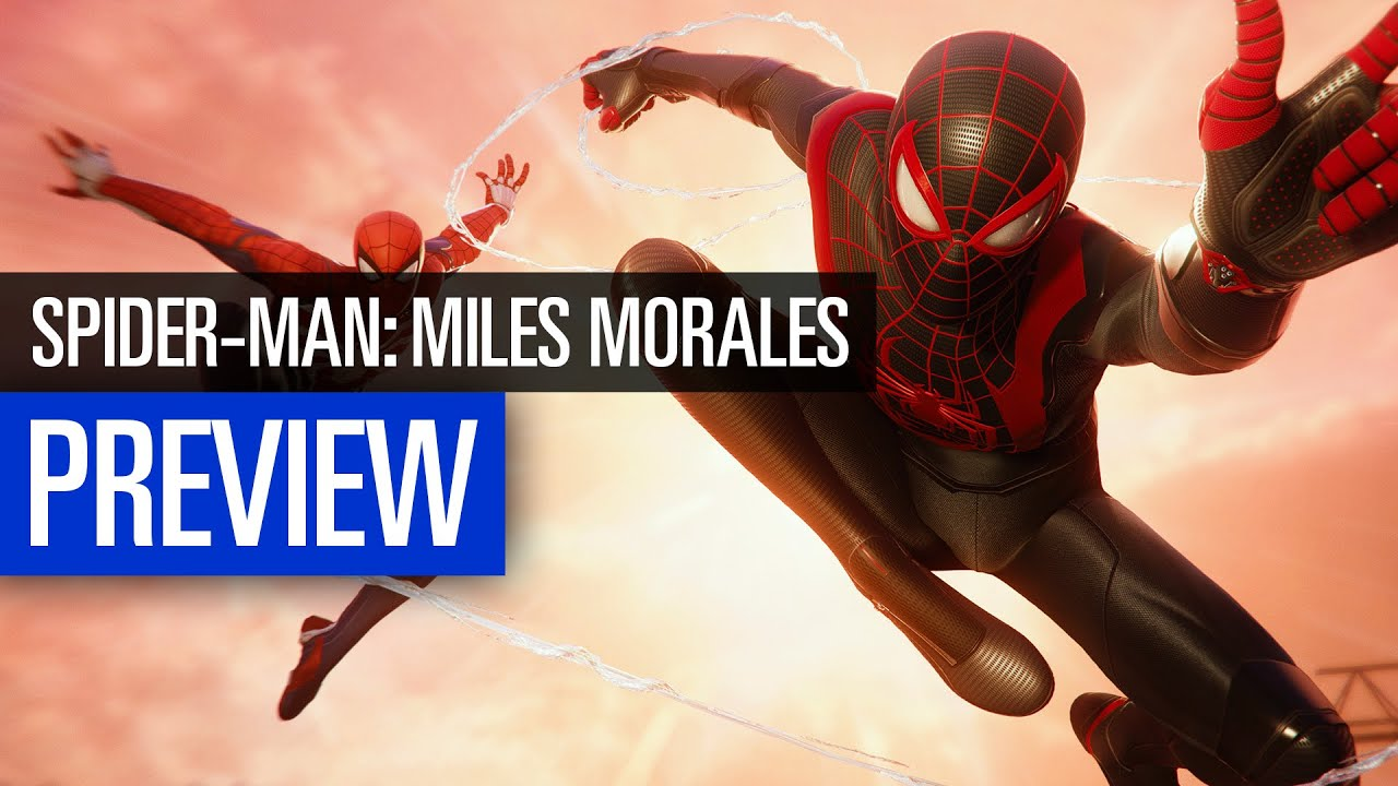 Spider-Man: Miles Morales | PREVIEW | Neuer Held, noch mehr Spaß?