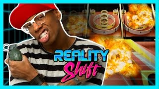 VIRTUAL GRENADE SKEE-BALL (Reality Shift)