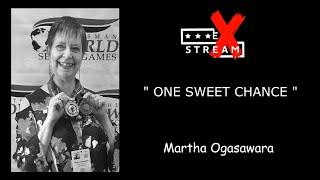 ONE SWEET CHANCE LINEDANCE (MARTHA OGASAWARA) STREAMLINE WEEK 12