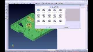 VISI Peps Wire - Produktvideo ''Maschinenspezifische NC-Programme - ACMillenium''
