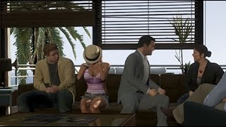 #48【GTA5ストーリー編(PS3)】愛すべきものは家族!! MP3