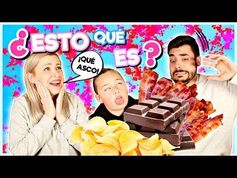 ¡Probamos el CHOCOLATE más RARO del MUNDO! | Familia Carameluchi