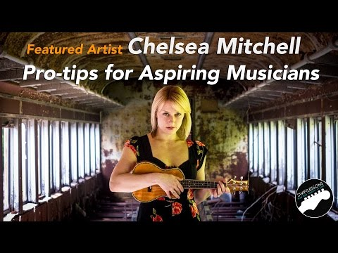"Songwriting & Music Business Tips - ""Wicked Game Cover"" By Featured Artist, Chelsea Mitchell"