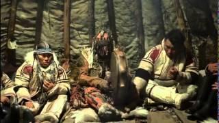 Нганасанский шаманизм. Камлание шамана.