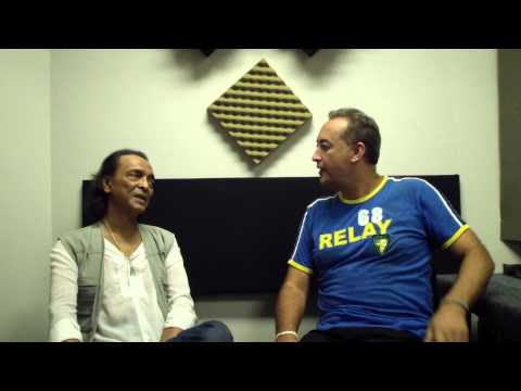 Glenn Robertson Interviewing Zayn Adam about Pacific Express & PP Arnold