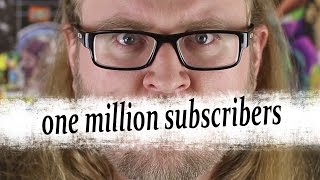 ONE MILLION SUBS FOR THE AMAZING ATHEIST!
