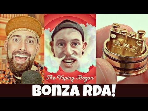 Vandy Vape Bonza Kit with Bonza V1 5 RDA (Mech)