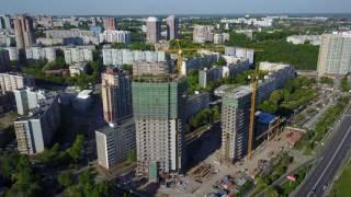 Стройка Пионерская-Запарина-Блюхера 2017 г. Хабаровск