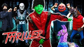 Thriller Parody!! - Halloween comes to Fortnite!
