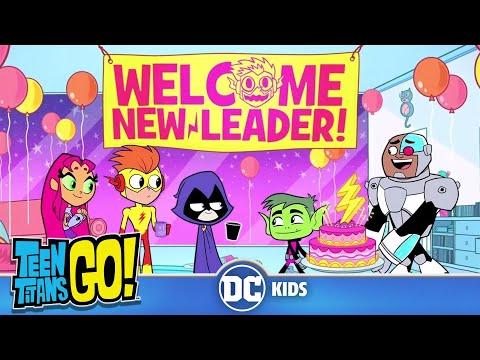 Teen Titans Go! | Believe In Yourself | DC Kids