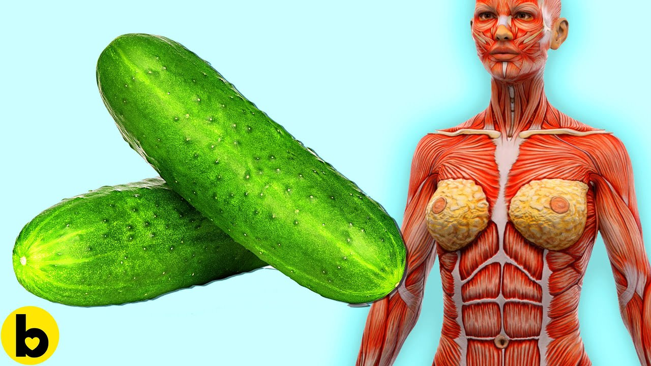 What Will Happen If You Eat Cucumber Everyday