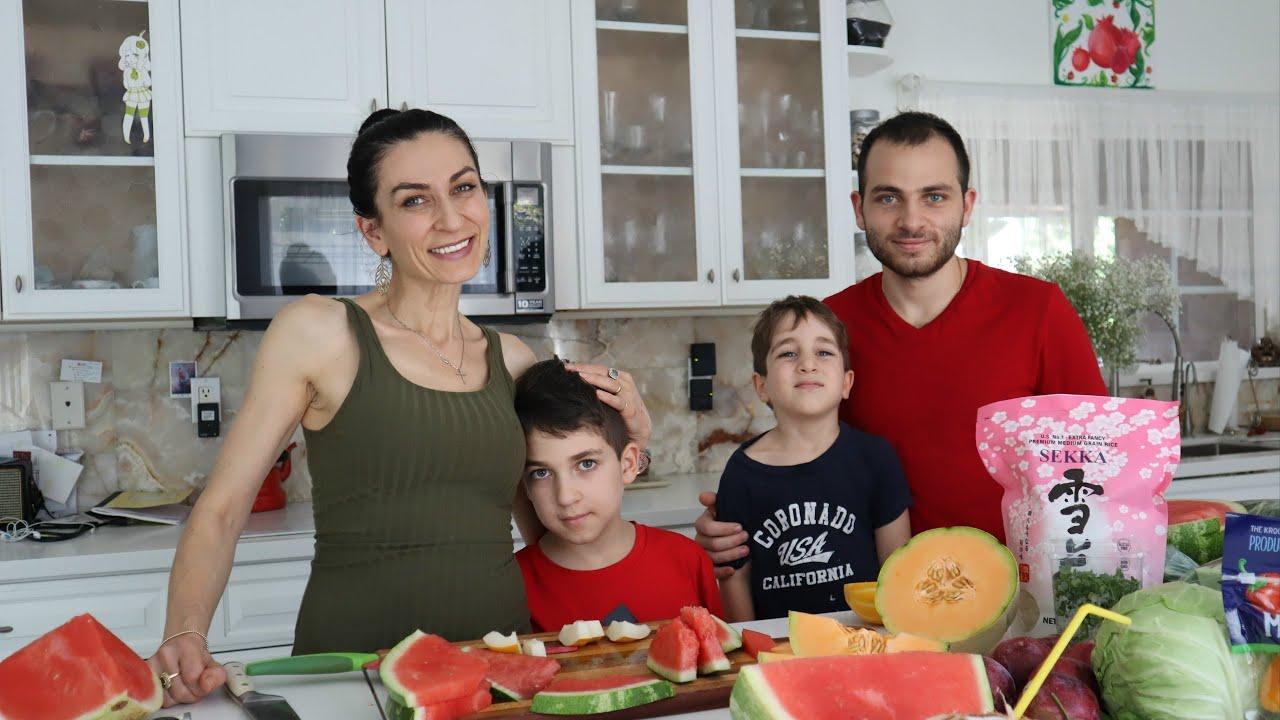 Առևտուր Կորեական Խանութից - Քաղցր Համտեսում - Heghineh Cooking Show in Armenian