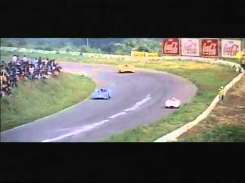 Nissan R-382 vs Porsche 917 in the Japan Grand Prix of 1969