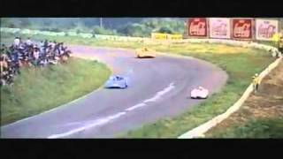 Nissan R-382 vs Porsche 917 in the Japan Grand Prix of 1969