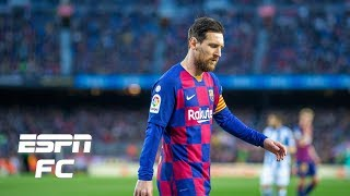 """Espn fc's sid lowe joins dan thomas on the latest from barcelona's existential crisis as presidential candidate victor font warns club faces """"economic ba..."""