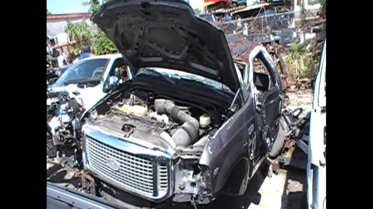Ford F250 V10 For Sale ... F250 SD 6.8L V-10 (Not a Powerstroke) 4WD Used Parts For Sale