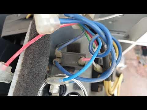 Compresor de aire acondicionado no arranca, falla común , Solución