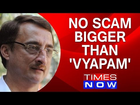 Never seen a bigger scam anywhere in world than this: Vivek Tankha