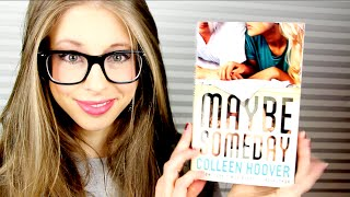 MAYBE SOMEDAY BY COLLEEN HOOVER | booktalk with XTINEMAY Thumbnail