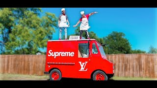 Supreme Ice Cream Truck - Official Music Video