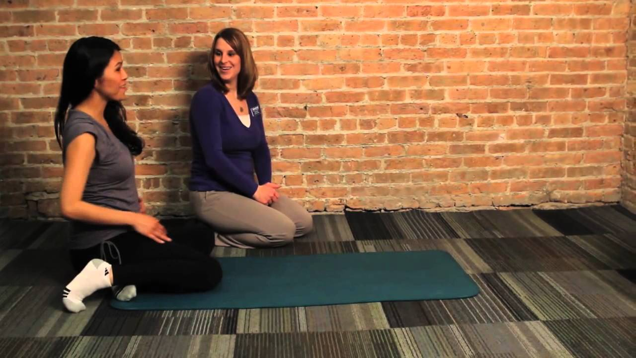 Prenatal Strengthening Tips Provided By Athletico Physical