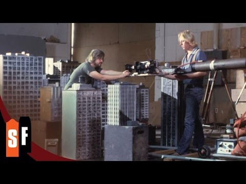 Escape From New York (1981) Unit Supervisor/Matte Artist Robert Skotak Talks Visual Effects HD