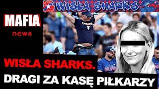 WISLA SHARKS WYDAJE PIENIADZE PILKARZY NA DRAGI Mafia News