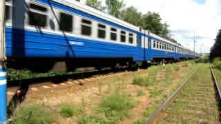 Canon PowerShot SX230 HS 720* съёмка поезда(М.О. г.Ивантеевка, станция Ивантеевка 2., 2011-08-01T19:34:19.000Z)