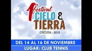 Festival Cielo y Tierra Boletin Informativo 01