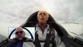 Aviators Bits: Glider loop with Manfred Radius