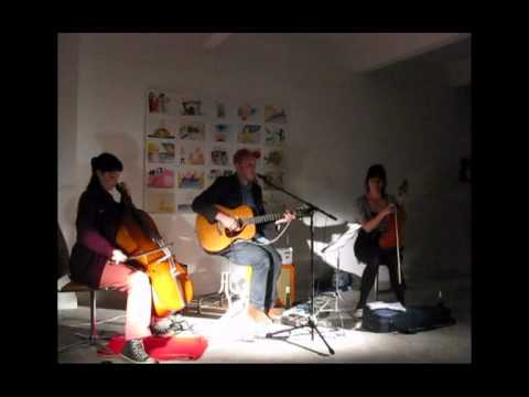 Mathew Sawyer & The Ghosts - Myna Birds Call- Rokeby Gallery 20-10-11