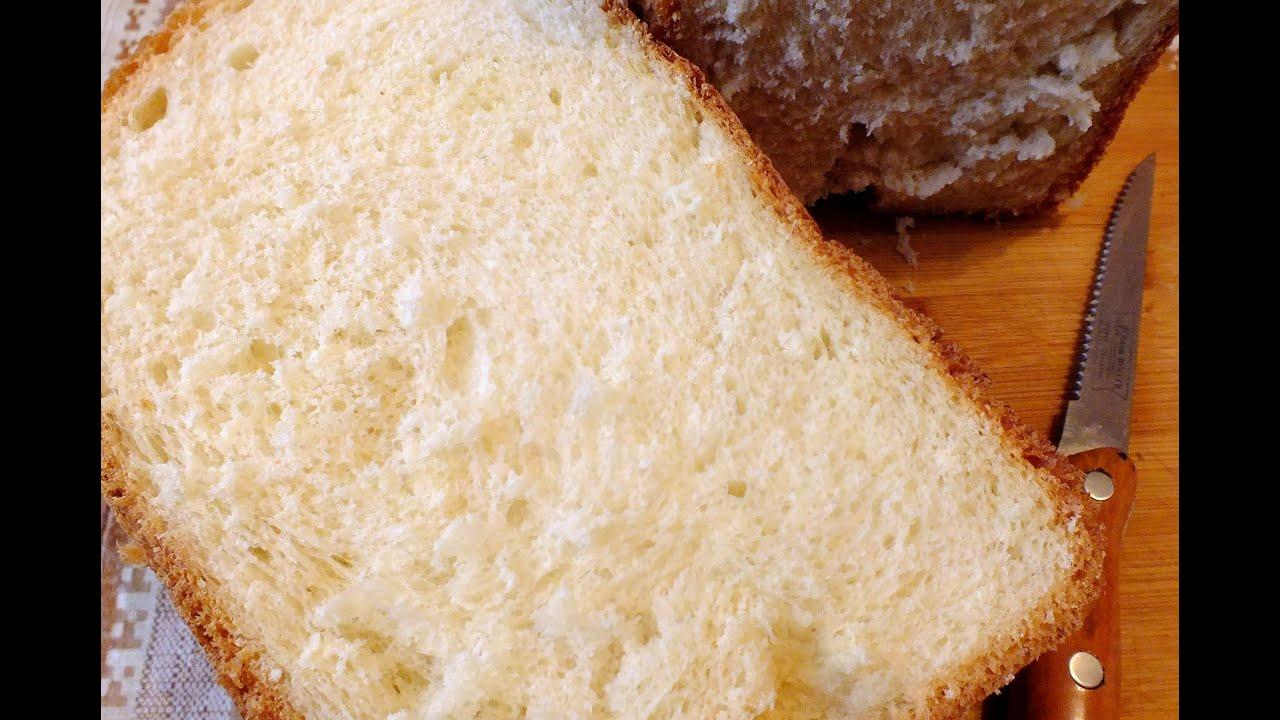 Дрожжевой хлеб Барвихинский в хлебопечке