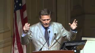 2013 Library of Congress Literacy Awards: Introduction & David Baldacci