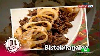 Idol sa Kusina recipe: Bistek Tagalog