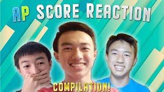 AP Score Reaction Compilation 2019! (10 Total Scores!) | Waddle