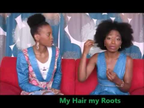 Entretien du cheveu crépus & interview Charlotte Dipanda