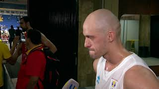 Сергей Гладырь - о вере в победу над Испанией