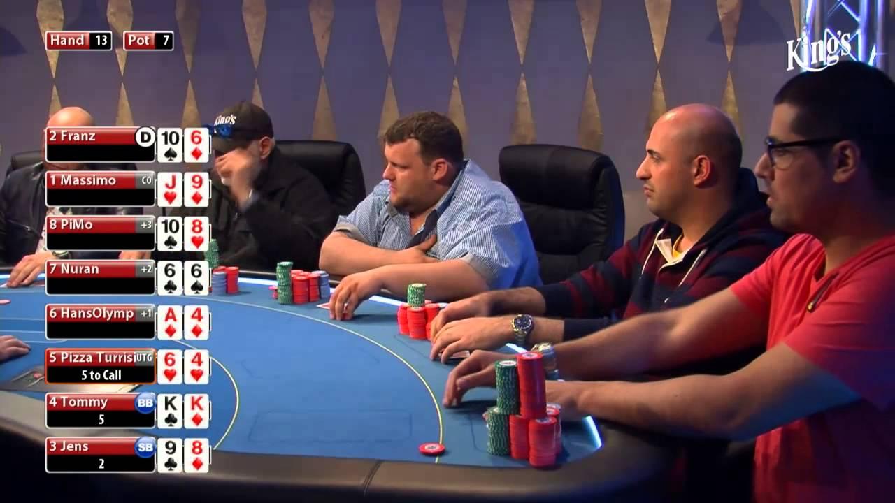 Cash Kings E12 Cz Nlh 2 5 Live Cash Game Poker Show Youtube