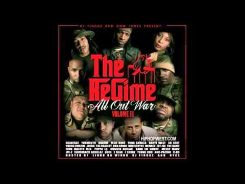 The Regime   Gunz Up Ft Gonzoe, Yukmouth, & Kenny Kingpen