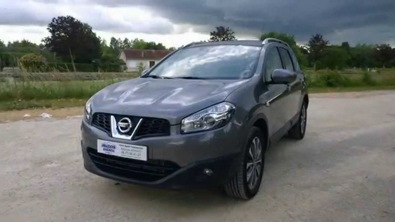 nissan qashqai 2 1 6 dci 130 tekna 360 youtube. Black Bedroom Furniture Sets. Home Design Ideas