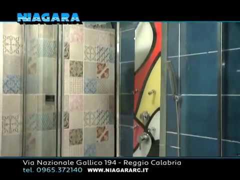 Spot TV 2018 Niagara Arredo Bagno Reggio Calabria - YouTube