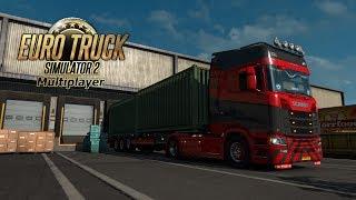 Stukkie Rije! Euro Truck Simulator 2 MP {G29}