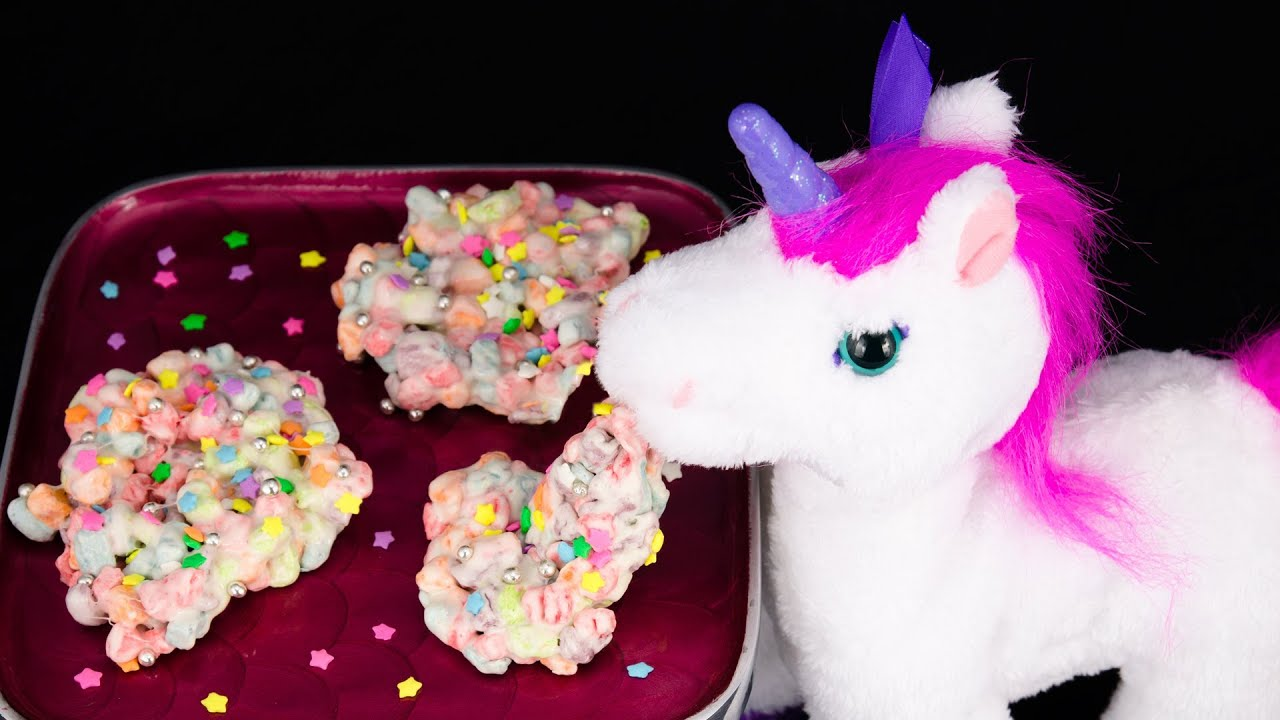 How to Make Unicorn Barf from Cookies Cupcakes and Cardio ...