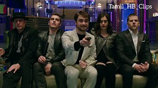 Now You See Me 2 Movie Scene In Tamil