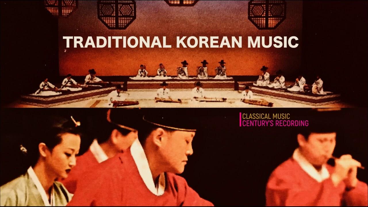 Korean Traditional Music 국악 상 음악 + Presentation (Century's recording : The National Center)
