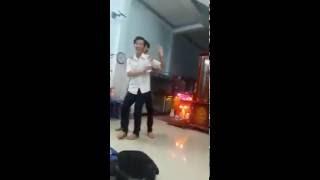 Nhạc Chế Gõ Po và Guitar - Happy Birthday Con Gái Hiếu Lãng Tử